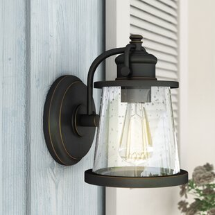 Best Chenoweth Outdoor Sconce By Gracie Oaks