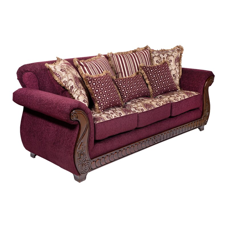 Astoria Grand Dolson Configurable 2 Piece Living Room Set Reviews Wayfair