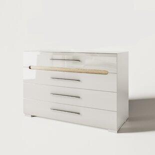 Yuri 4 Drawer Dresser