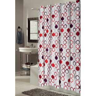EZ-ON® Bohemia Single Shower Curtain