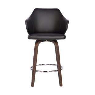 Thomasson Mid-Century 26 Swivel Barstool