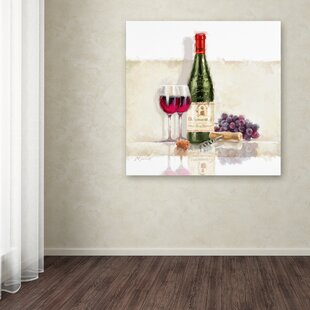 Grapes And Wine Wall Art Wayfair