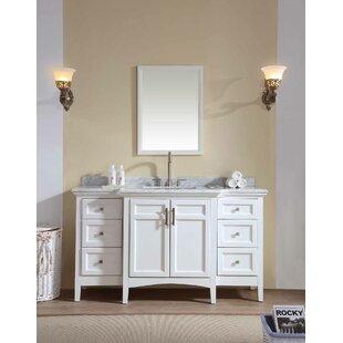 Lebanon 60 Single Bathroom Vanity Set ByZipcode Design