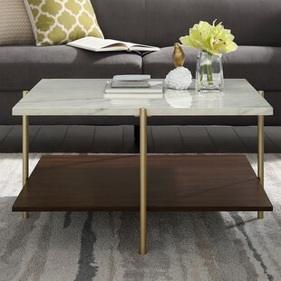 Inexpensive Carpenter Coffee Table By Wrought Studio