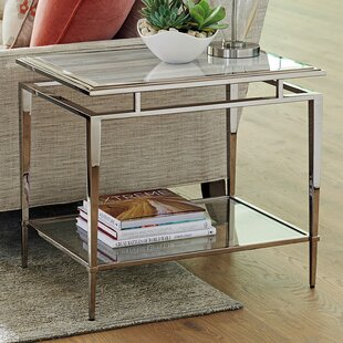 Ariana Athene Rectangular End Table