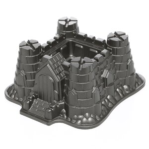 Bundt Brand Bakeware Pro-Cast Castle Bundt Pan