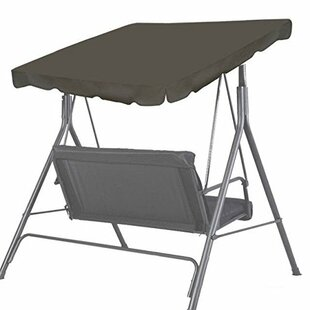 Patio Gazebo Canopy Porch Swing by Strong Camel