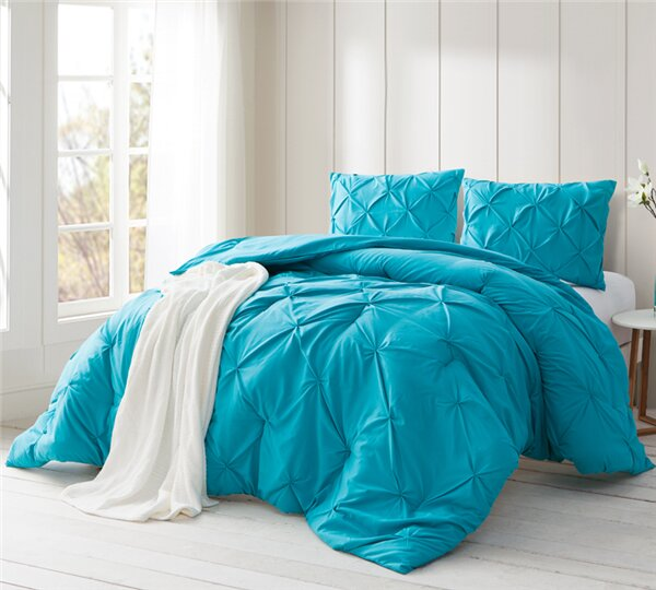 100% Cotton Reversible Comforter Set