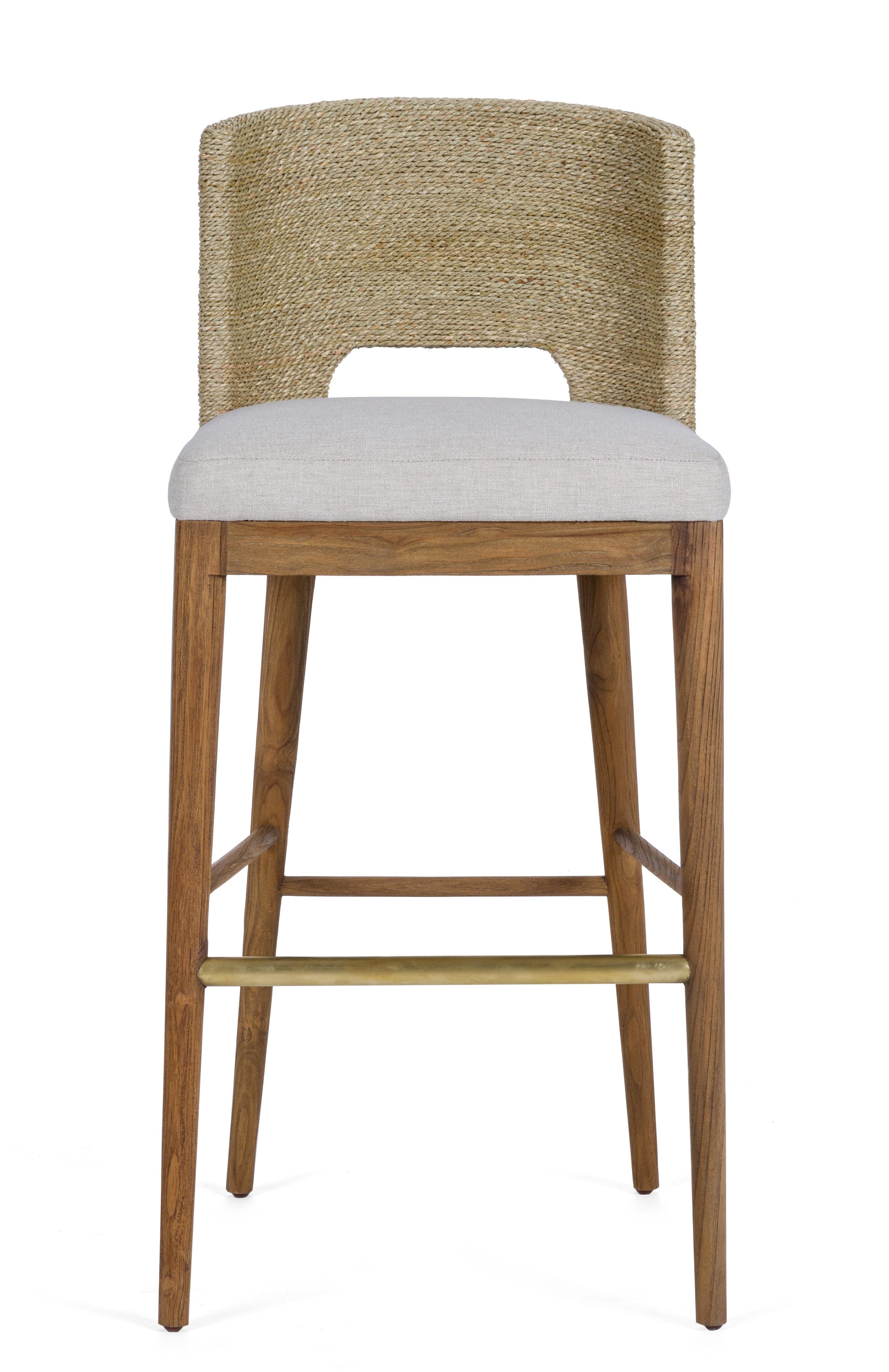Brownstone Furniture Amalfi Solid Wood 26 Counter Stool Perigold