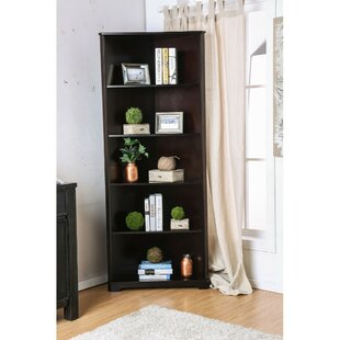 Minner 5 Shelf Corner Unit Bookcase by Red Barrel Studio