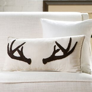Dwight Stag Lumbar Pillow