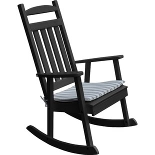 Gastonville Classic Porch Rocking Chair