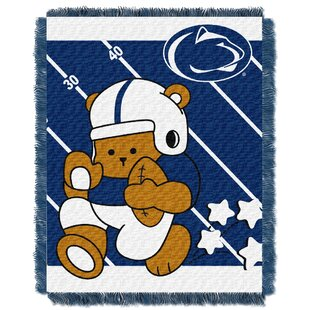 Order Collegiate Penn State Baby Throw By Northwest Co.