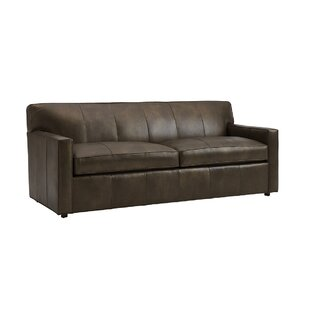 Kitano Ardsley Leather Sofa By Lexington