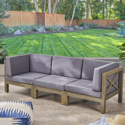 Outdoor Sofas Amp Loveseats You Ll Love In 2020 Wayfair