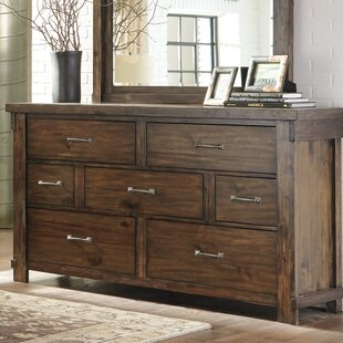 Pudsey 7 Drawer Dresser