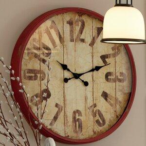 Burkhart Wall Clock