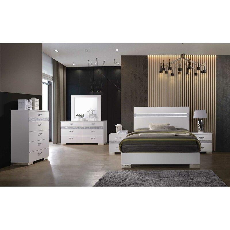 Rosdorf Park Olney Standard Configurable Bedroom Set Reviews Wayfair