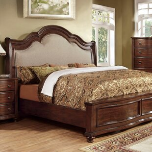 Ablana Upholstered Panel Bed
