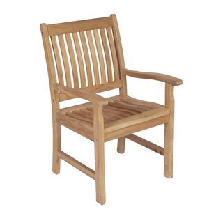 Laivai Teak Patio Dining Chair