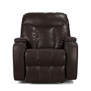 Toler Power Wall Hugger Storage Recliner