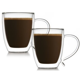 Marino Cafe au Lait Mug (Set of 2)