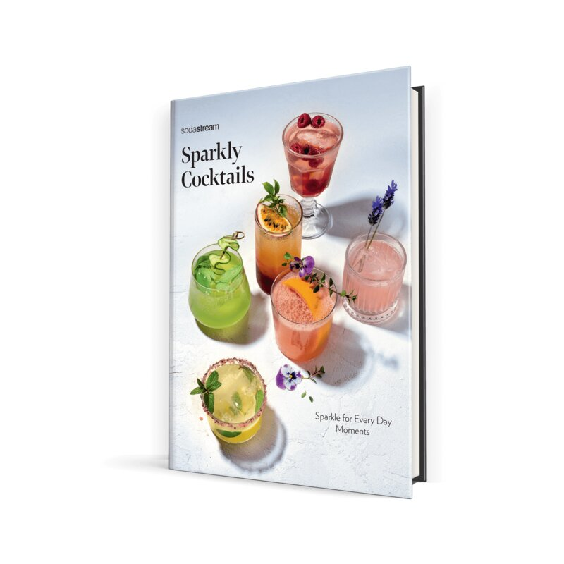 Sodastream Cocktail Recipe Book Wayfair