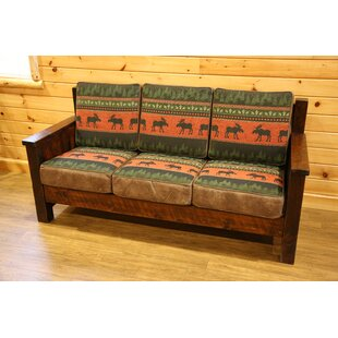 Bechtold 76 Square Arm Sofa by Millwood Pines