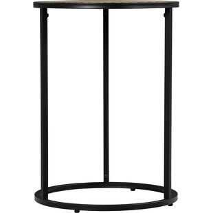Deals Carlile End Table by Williston Forge