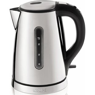 1.7 Ot. Stainless Steel Electric Tea Kettle