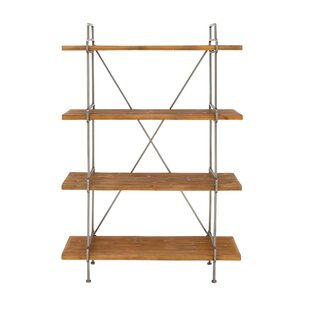 4 Tier Etagere Bookcase