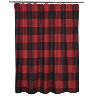 Riey Buffalo Check Shower Curtain