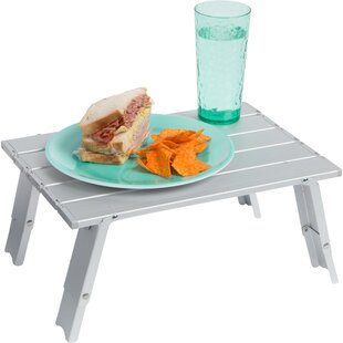 Vada Metal Picnic Table by Trademark Innovations