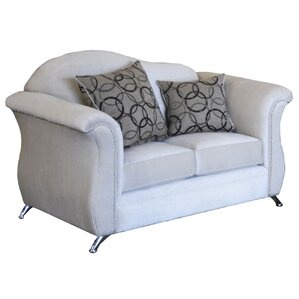 Ricky Loveseat by Gardena Sofa