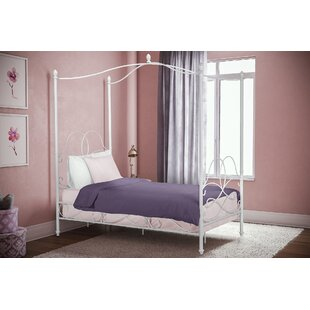 Deals Dianna Twin Canopy Bed by Viv + Rae Reviews (2019) & Buyer's Guide