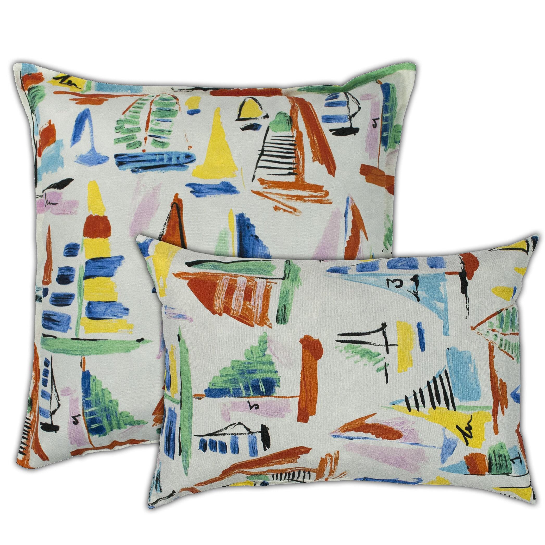 Longshore Tides Lilian Outdoor 2 Piece Pillow Set Wayfair
