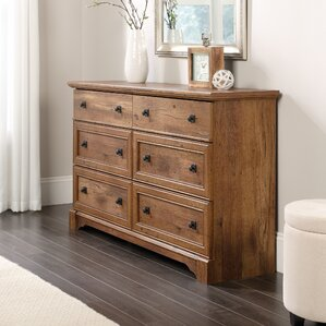 Demello 6 Drawer Dresser by Ivy Bronx