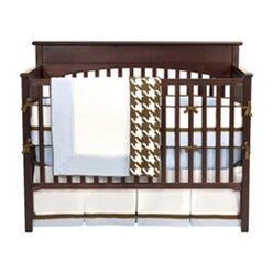 Reviews Marnisha 4 Piece Crib Bedding Set ByHarriet Bee