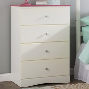 Cristina 4 Drawer Chest