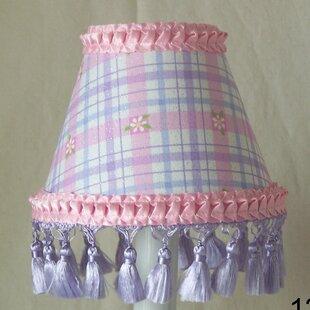 Daisy Plaid 11 Fabric Empire Lamp Shade