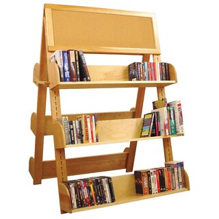 Book Carts And Racks Ladder Bookcase by Catskill Craftsmen, Inc. SKU:EC297992 Description