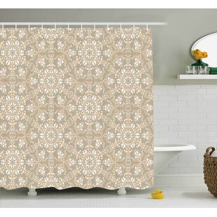 Purchase Courtenay Antique Roman Decoration Shower Curtain By Bungalow Rose