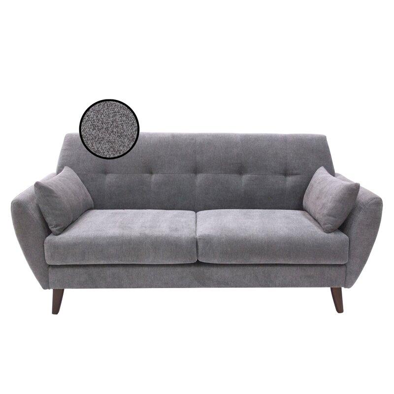 Amelie Mid-Century Modern Sofa