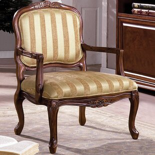 Beamish Traditional Occasional Armchair By Astoria Grand