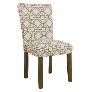 Briones Upholstered Dining Chair (Set of 2) by Brayden Studio
