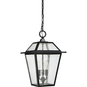 Beardsley 3-Light Outdoor Hanging Lantern
