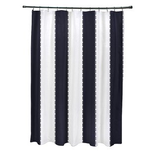 Buy clear Merrill Shower Curtain ByBreakwater Bay