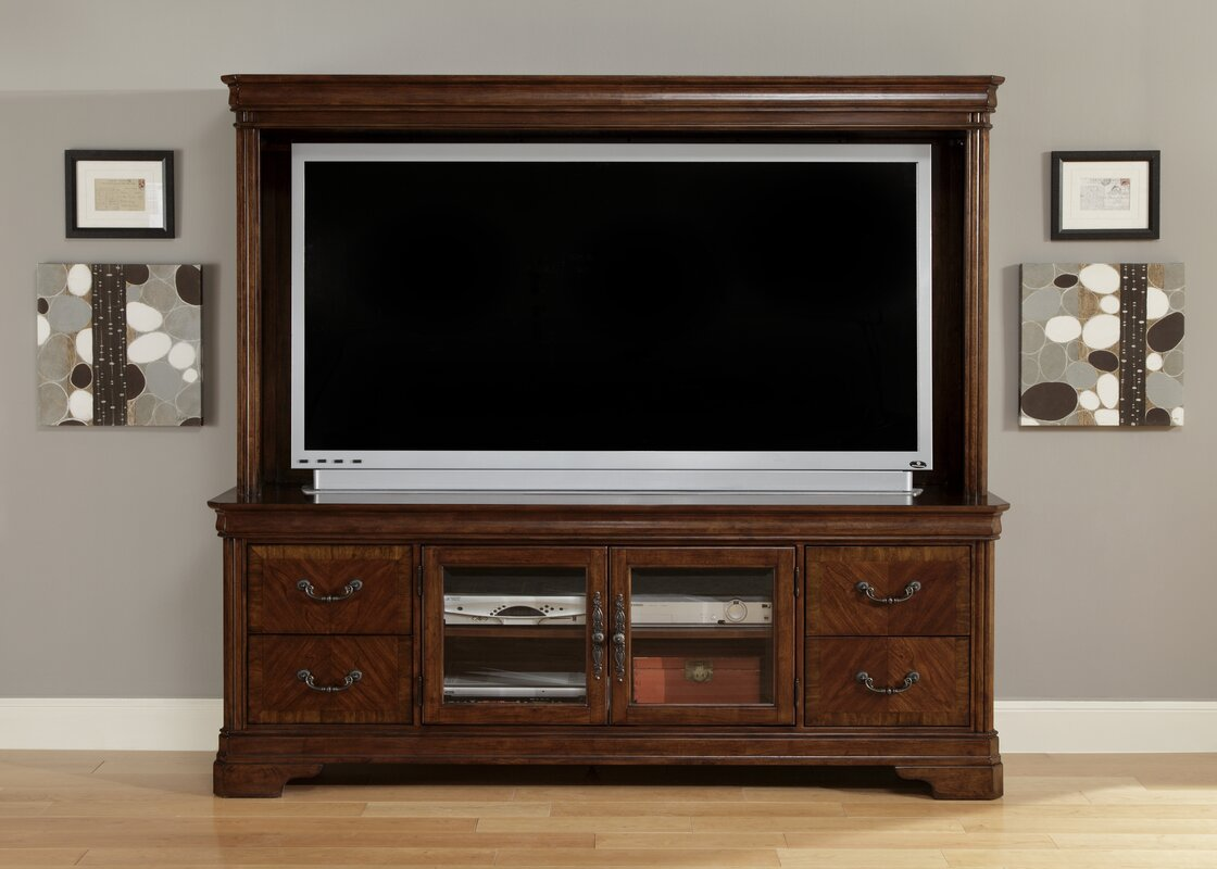 Darby Home Co Abe 82 TV Stand Reviews Wayfair