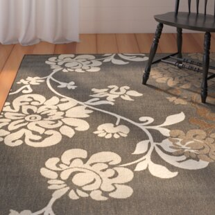 Laurel Dark/Natural Indoor/Outdoor Area Rug