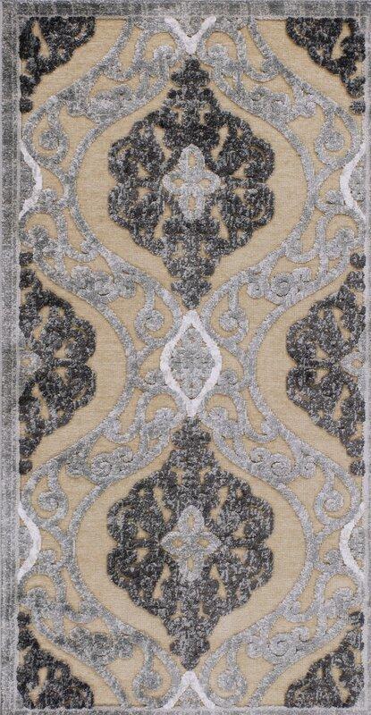 amel sandgray area rug